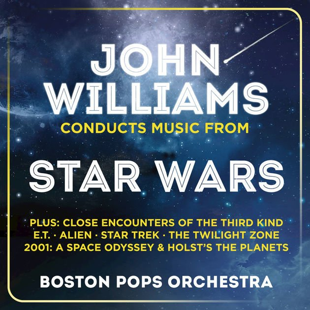John Williams - Conducts Music From Star Wars