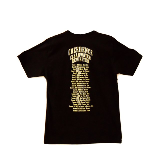Remera Creedence Clearwater Revival - comprar online