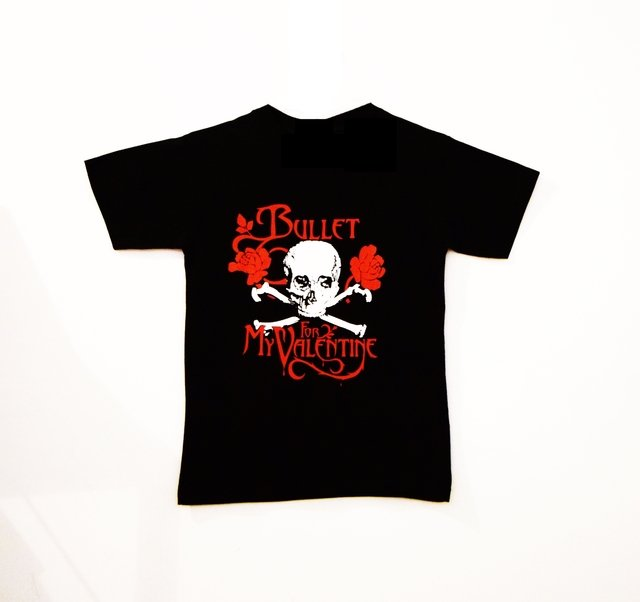 Remera Bullet For My Valentine