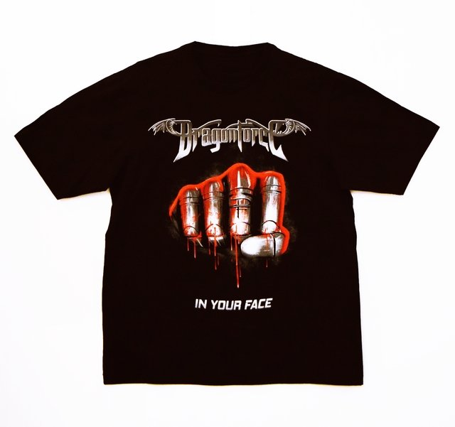Remera Dragonforce