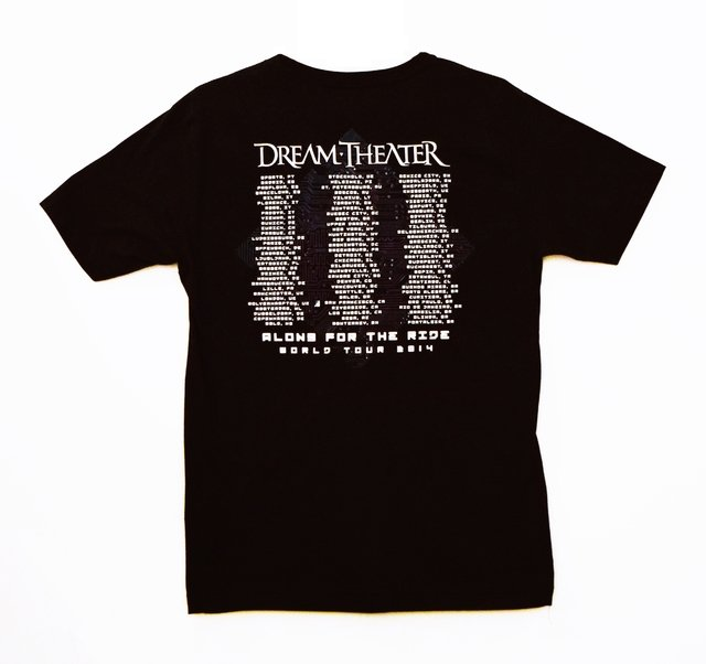Remera Dream Theater - comprar online