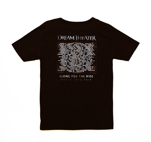 Remera Dream Theater (2) - comprar online