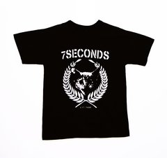 Remera 7 Seconds