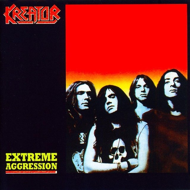Kreator - Extreme Agression