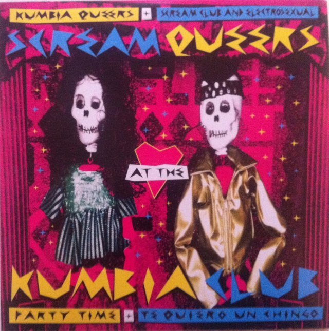 Kumbia Queers vs Scream Club
