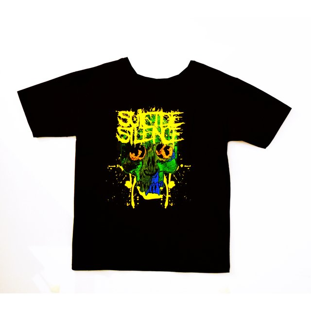 Remera Suicide Silence