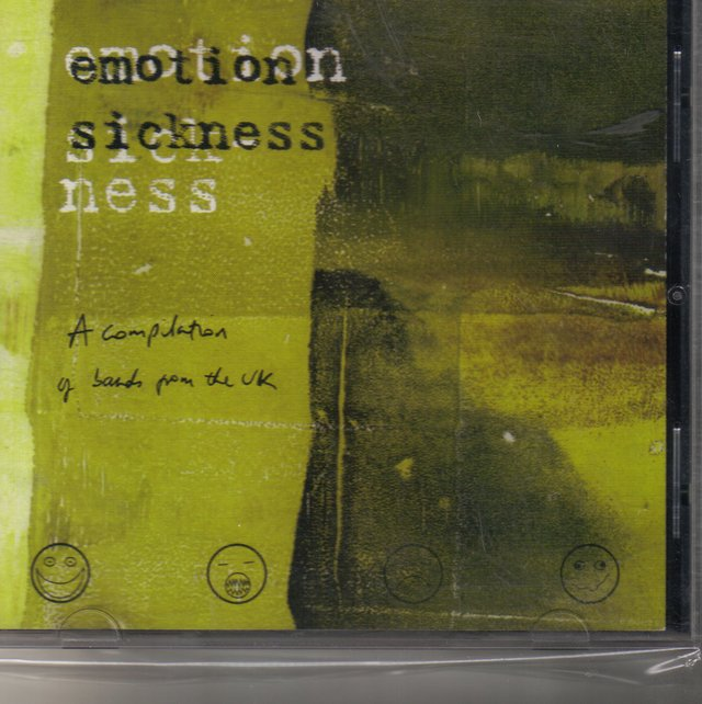 Emotion Sickness - A compilation of bandes from the UK