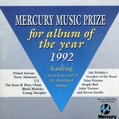 Mercury Music Prize Album Of The Year 1992 Sampler