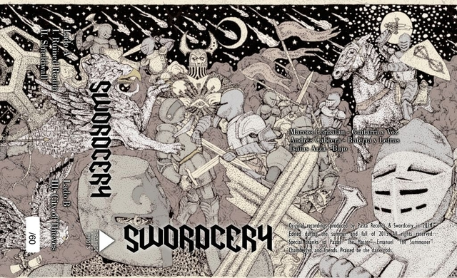 Swordcery - Demo 2015