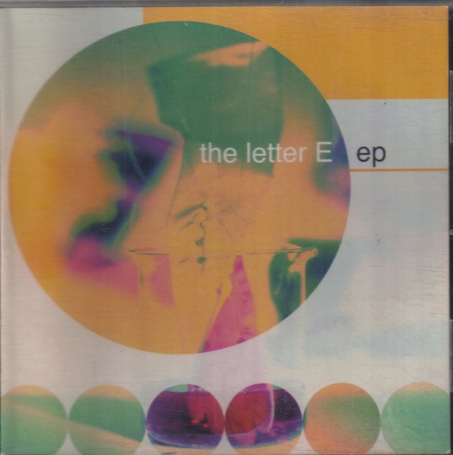 The Letter E - EP