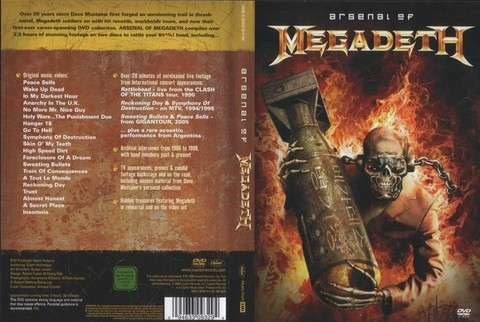 Megadeth - Arsenal of