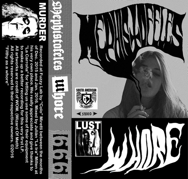 Mephistofeles - Whore (cassette)
