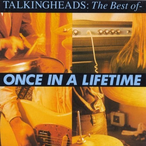 Talking Heads - Once In a Lifetime...The Best Of