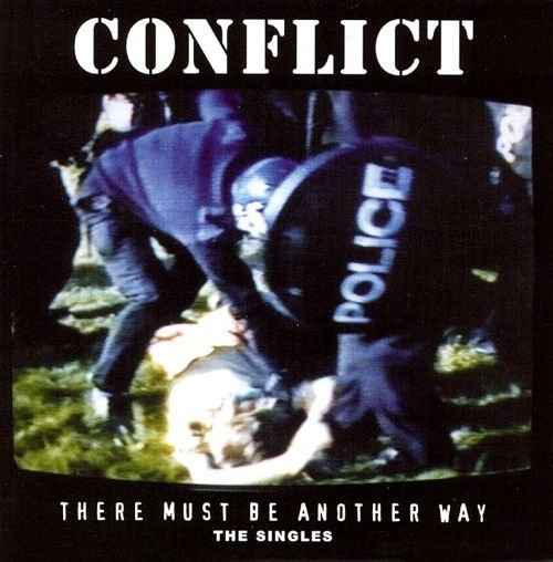 Conflict - There must be another way