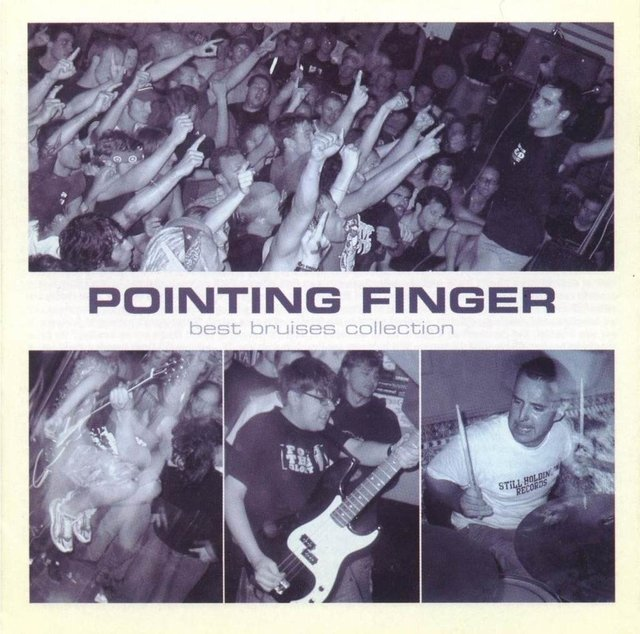 Pointing Finger - Best Bruises Collection