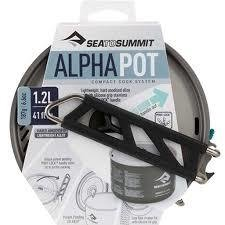 ALPHA POT 1.2 Litros - Sea to Summit