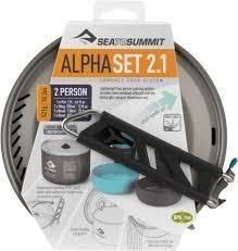 ALPHA SET 2.1 - Sea to Summit