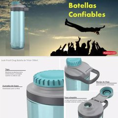 Botella CHUG - Rubbermaid - Camping Center