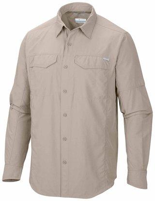 d25d61782 Camisa SILVER RIDGE MANGA LARGA - Columbia Beige