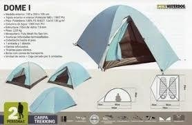 Carpa DOME I - Waterdog