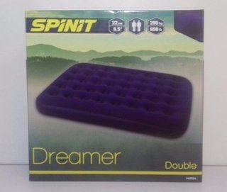 Colchon inflable DREAMER DOBLE (2 plazas)  - Spinit