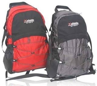 Mochila DAYPACK 23 - Outside