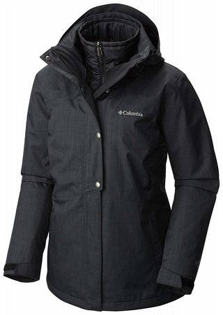 Campera BUGABOO INTERCHANGE INSULATED Mujer - Columbia