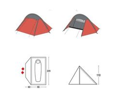 CARPA TRAVEL 1 - NORTHLAND - comprar online