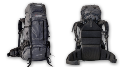 Mochila EIGER 60 - Outside