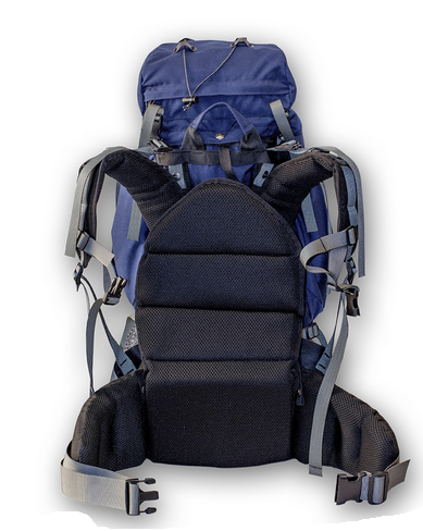 Mochila TIROL 55 - Outside
