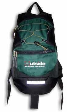 Mochila SOFTPACK - Outside