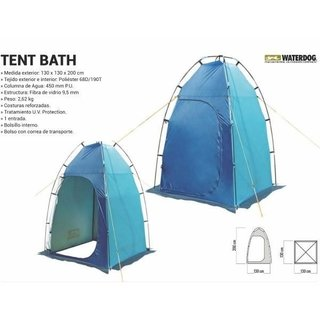 Carpa TENT BATH - Waterdog
