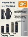 Termo 1.2 LITROS XL CON MANIJA - Esbit - Camping Center