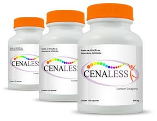 Cenaless 500mg 60 Cápsulas