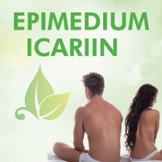 Epimedium Icariin 500mg