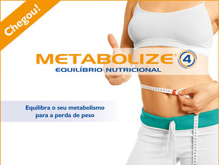 Metabolize 4  500mg 60 Cápsulas