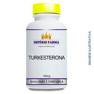 Turkesterona 500mg
