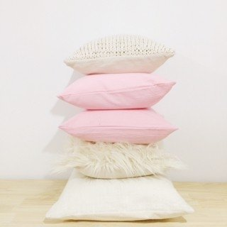 Pack 5 almohadones Everything® Pink