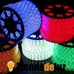Luces-manguera Luminosas Led X10mts