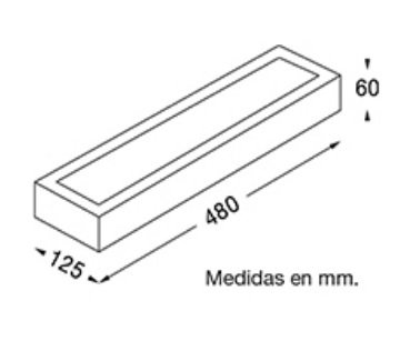 Aplique de Pared Exterior - Box 1803/02 - comprar online