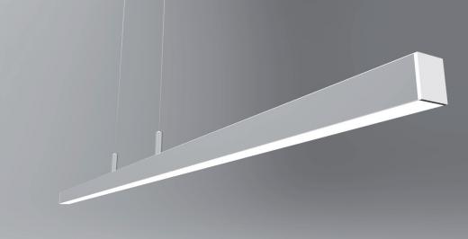 Colgante led buro luz directa indirecta 30w - Luz indirecta led ...