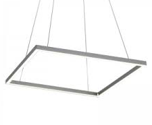 COLGANTE LED QUADRA 30X30