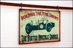 AR-044 The Busted Knuckle Garage - comprar online