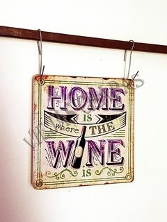 BC-034 Home is wine - comprar online