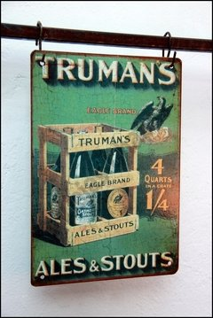 BR-020 Truman's ales and stouts