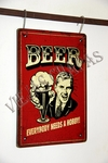 BR-162 BEER! EVERYBODY NEEDS A HOBBY - comprar online