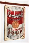 CR-016 Campbell's Tomato Soup - comprar online
