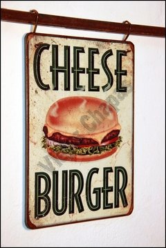CR-032 Cheese Burger - comprar online