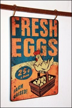 CR-034 Fresh Eggs - comprar online