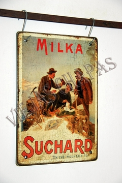 CR-077 MILKA SUCHARD ON THE MOUNTAIN TOP - comprar online